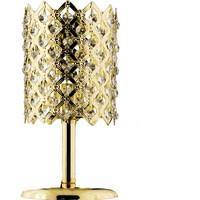 Trendylight Alem Altın Renkli Masa Lambası