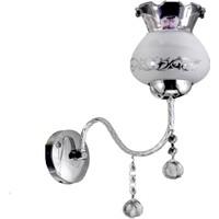 Trendylight Alora Gümüş Renk Alüminyum Aplik