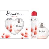 Emotion Romance Edt 50 Ml Kadın Parfüm +Deodorant Set