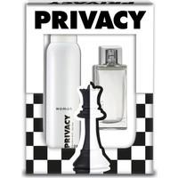 Privacy Women Edt 100 Ml Kadın Parfüm + 150 Ml Deodorant Set