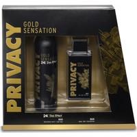 Privacy Gold Sensation Man Edt 100 Ml