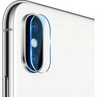 Microsonic Apple iPhone X Kamera Koruyucu Temperli Cam Ekran Koruyucu