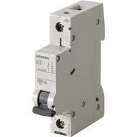 Siemens 5SL6140-6YA 1 Fazlı 40 Amper B Tipi (Çabuk Karakterli) 6kA Otomatik Sigorta