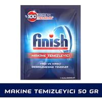 Finish Bulaşık Makinesi Deterjanı MakineTemizleyici Toz 50gr