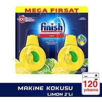 Finish Limonlu Makine Kokusu 2 'li Paket