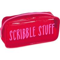 Pape Scribble Stuff Kırmızı Kalem Kutu