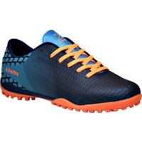Kinetix Mavi Erkek Halı Saha Ayakkabısı 100313472 8P Sergi Turf Laci/A Mavi/Neon Turun