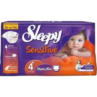 Sleepy Sensitive 4+ Beden Maxi 36'lı