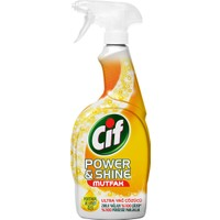 Cif Sprey Power&Shine Mutfak 750 ML