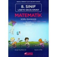 Esen Yayınları 8. Sınıf LGS Matematik Soru Bankası