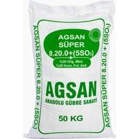 Agsan Süper 8.20 25 kg