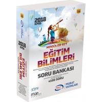 Murat KPSS 2016 Eğitim Bilimleri Modüler Soru Bankası (5565 Soru)