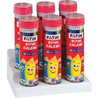 Fatih Kuruboya Tüplü 36 Renk Tam Boy