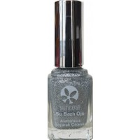 Suncoat Doğal Mineral Oje - Starlight Silver