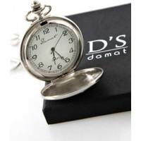 D'S Damat Kişiye Özel Köstekli Cep Saati