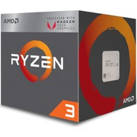 AMD Ryzen 3 2200G 3.5Hz Socket AM4+65W İşlemci