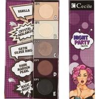 Cecile Eyeshadow Palette EP 01