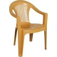 Plastico Ece Çubuklu Plastik Sandalye
