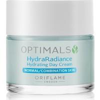 Oriflame Optimals Hydra Radiance Nemlendirici Gündüz Kremi Normal/Karma Ciltler 50 Ml