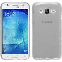Case 4U Samsung Galaxy J7 Core J701F Kılıf Ultra İnce Silikon Şeffaf