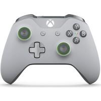 Xbox One Wireless Oyun Kumandası Gri/Yeşil Microsoft Türkiye Garantili