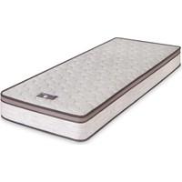 Heyner 70 X 110 Kuş Tüyü Ped'Li Soft Ortopedik Yaylı Yatak Organic 70 * 110 Organic Cotton Ped'Li Bebek Yatağı