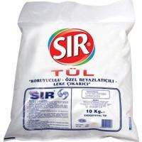 Sır Tül Beyazlatıcı Toz Deterjan 10 kg