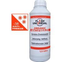 Flash Universal -38 Derece Kırmızı Organik Antifiriz - 1,5LT.