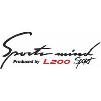 Smoke Mitsubishi L200 Sport Mind Oto Sticker