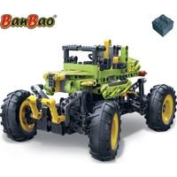 Banbao Yarış Arabası 390 Parça