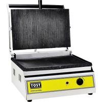 Emir Sanayi Büfe Tipi Profesyonel Döküm 16 Dilim Elektrikli Tost Makinası