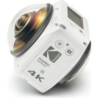Kodak Pixpro 4Kvr360 Aksiyon Ve 360 Derece Aile Eğlence Kamerası