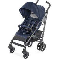 Chicco Lite Way3 Top BB Baston Bebek Arabası Lacivert
