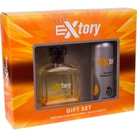 Extory Ocra Edt 100 Ml Erkek Parfüm + 150 Ml Deodorant