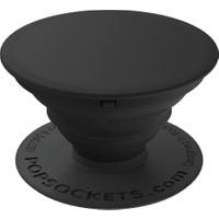 PopSockets Black BK BK Telefon Tutacağı