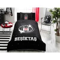 Taç Lisanslı Beşiktaş 3 Yıldız Nevresim Takımı