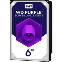 D Purple 6TB 7200rpm SATA 6Gbit/s 128MB Cache Disk WD60PURZ