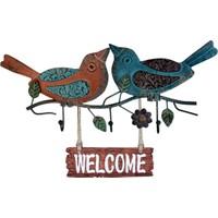 Kuş Askılık ve Welcome