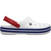Crocs 11016-11I M5/W7 - 37/38 Crocband Beyaz-Mavi