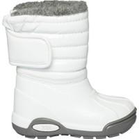 Igor W10168-001 Beyaz Unisex Çocuk Yağmur Çizmesi