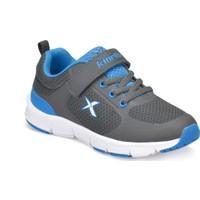 Kinetix Cascade Koyu Gri Koyu Mavi Beyaz Erkek Çocuk Yürüyüş Ayakkabısı