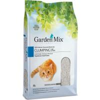 Garden Mix Parfümsüz 10 Lt Kedi Kumu Kalın Taneli