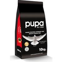 Pupa Yüksek Proteinli Güvercin Pelet Yem 10 Kg