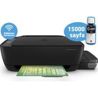 HP Ink Tank Wireless 415 Fotokopi + Tarayıcı + WI-FI Mürekkep Püskürtmeli Tanklı Yazıcı Z4B53A