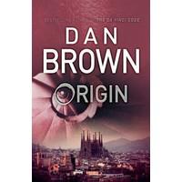 Dan Brown - Origin (Başlangıç) İngilizce Kitap Ciltli