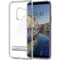 Spigen Samsung Galaxy S9 Kılıf Ultra Hybrid S Crystal Clear - 592CS22841