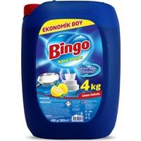 Bingo Bulaşık Sıvısı 4 lt