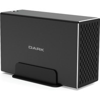 "Dark Dual RAID BOX 2x3,5"" USB 3.0 / eSATA Destekli Hard Disk Kutu (DK-AC-DSX21U3R)"