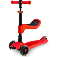 Babyhope 199 Scooter Kırmızı
