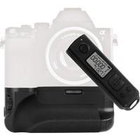 MeiKe Sony A7, A7R, A7S İçin MeiKe MK-AR7 Battery Grip + 1 Ad. NP-FW50 Batarya